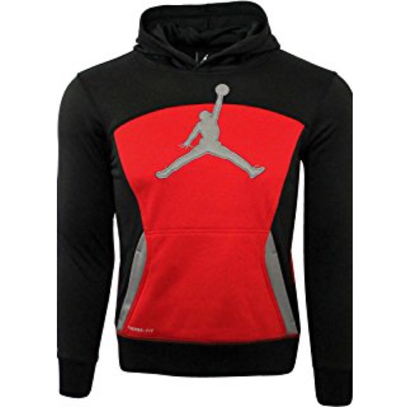 b6af27947a1 Air Jordan Shirts & Tops | Jordan Youth Pullover Hoodie | Poshmark